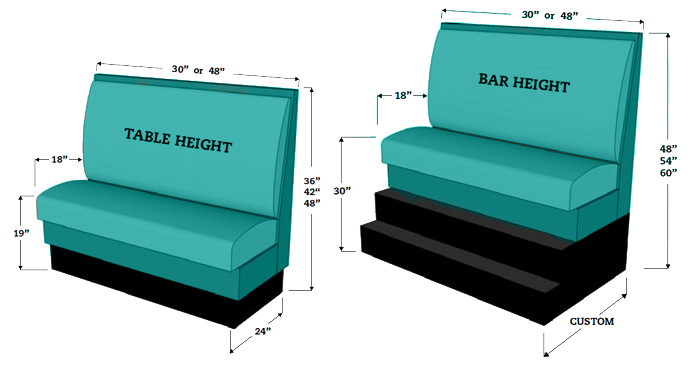 Average Height Of A Couch Seat