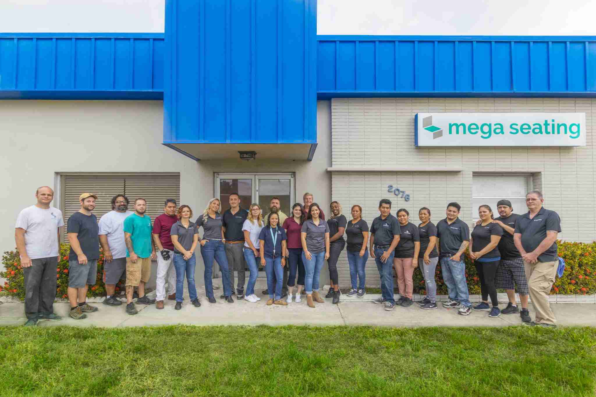 Meet The Team at Mega Seating and Design in Florida.