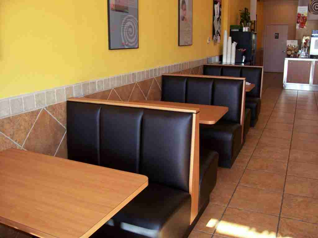 Mega Seating And Design Restaurant Booth Manufacturer